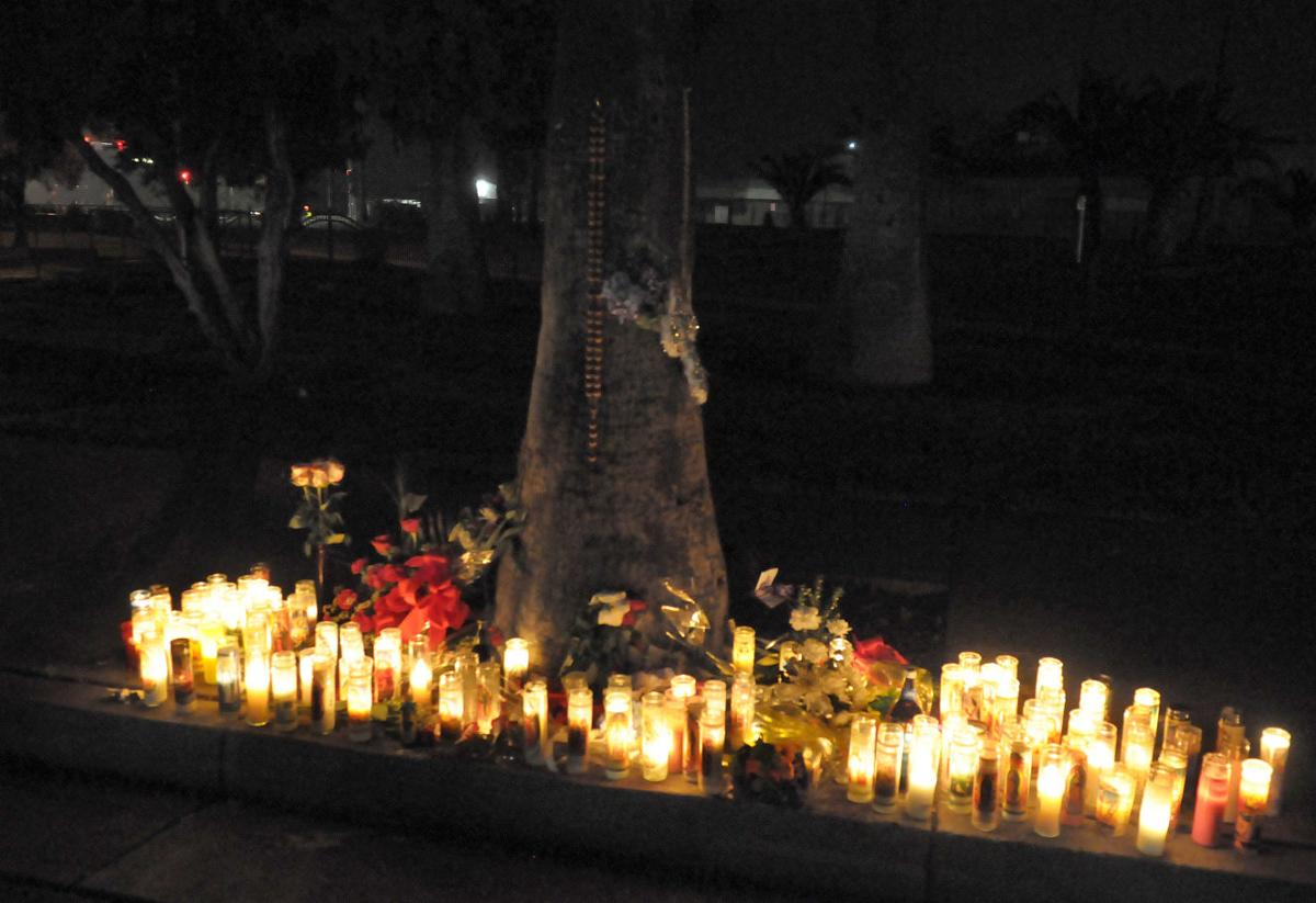 Henry Chavez's memorial site