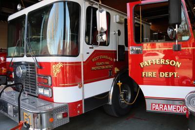 Fire Truck Doors