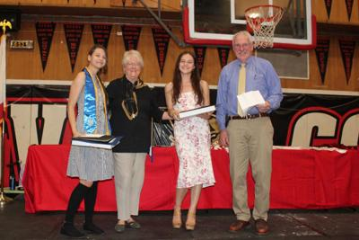 North County Dems Present Youth Scholarships