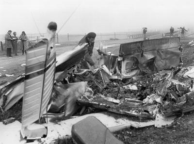 Greenwood airplane crash