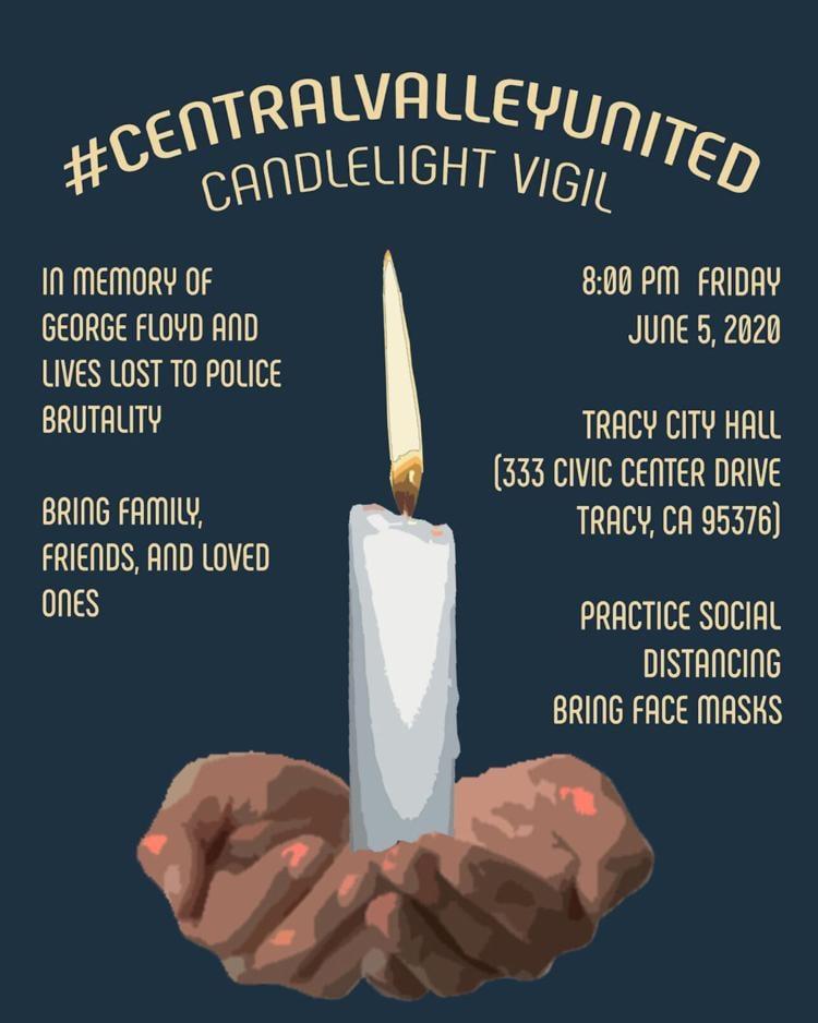CVU Candlelight Vigil