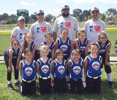 Tracy Express wins first tournament