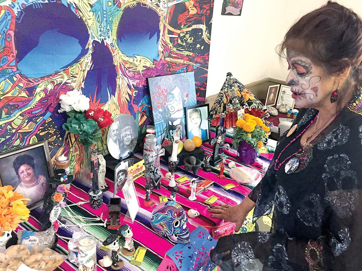 Dia de los Muertos at Guadalupe Center