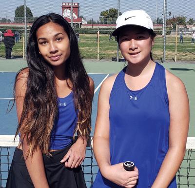 Mountain House tennis
