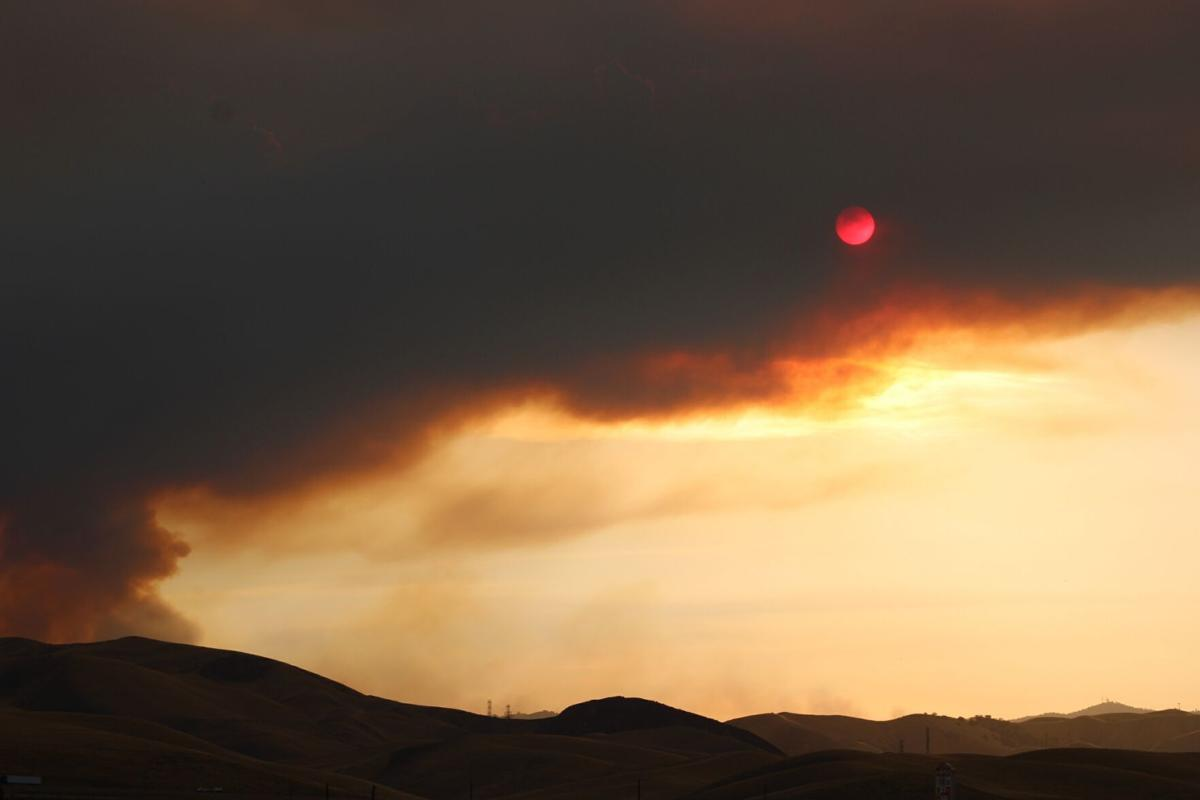 Del Puerto Canyon Fire