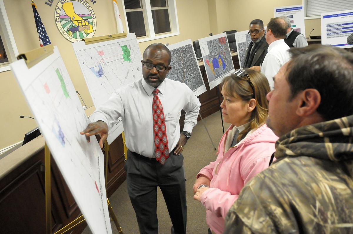 South County Corridor scoping workshop
