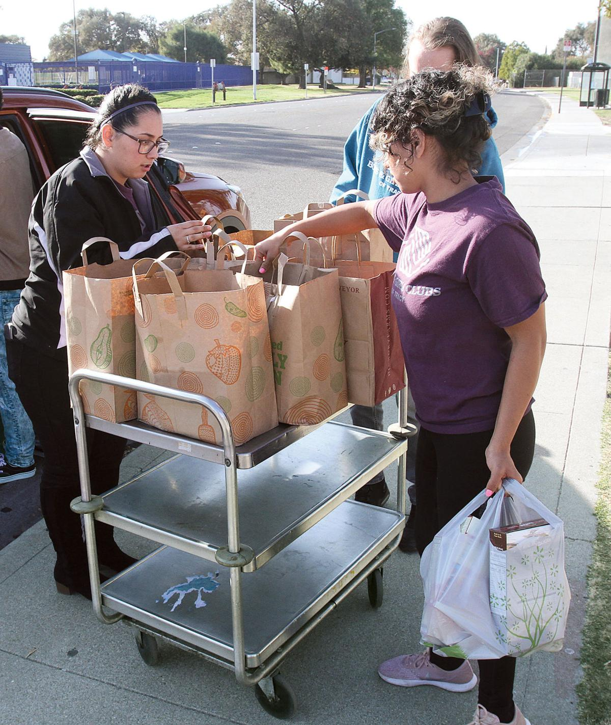 Prison staff donates to Boys and Girls Clubs