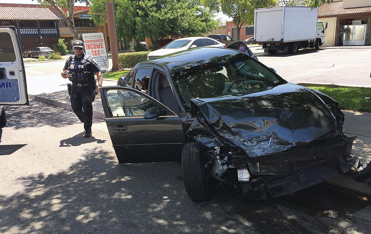 11th Street crash