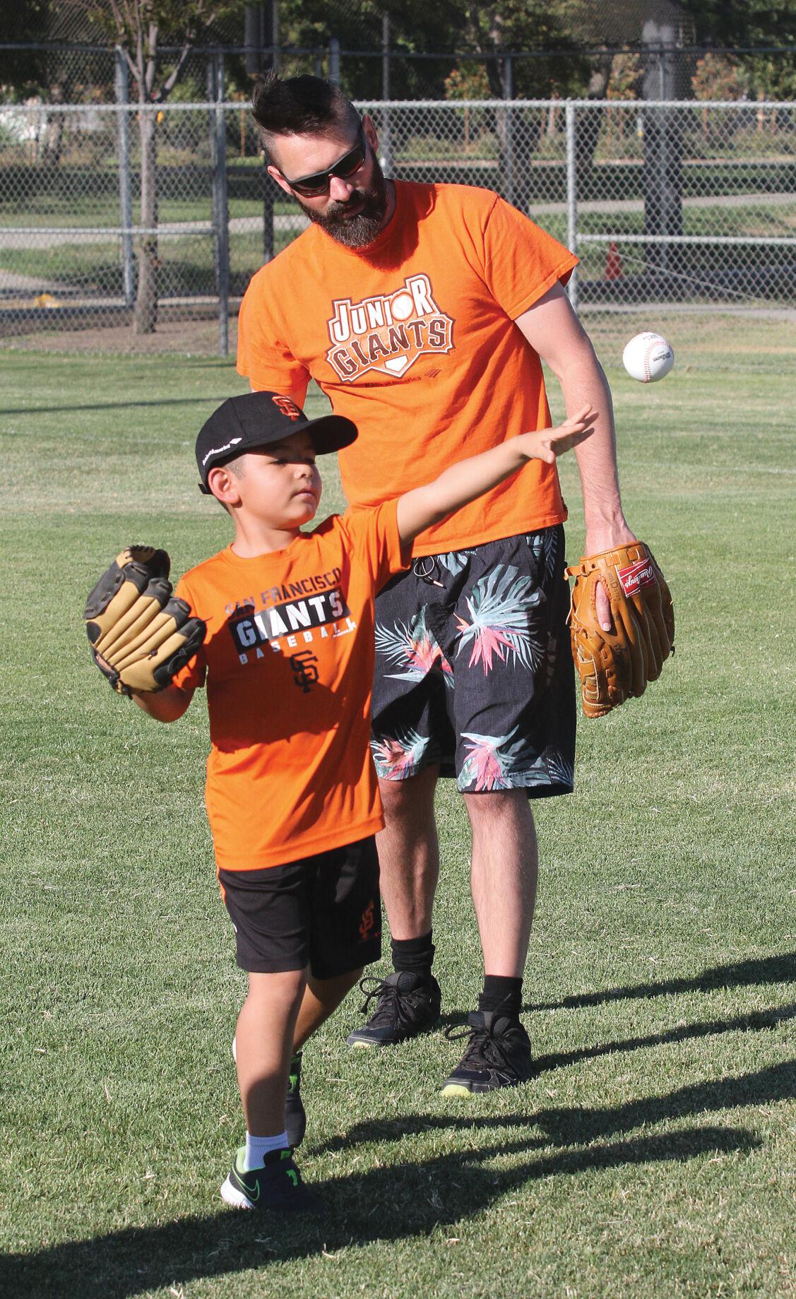 Junior Giants program