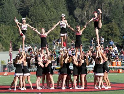 SLV-SV cheer squads
