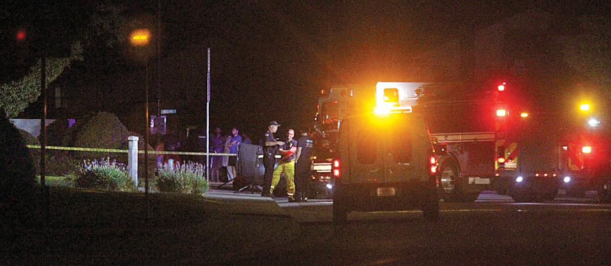 Man killed on Dove Drive