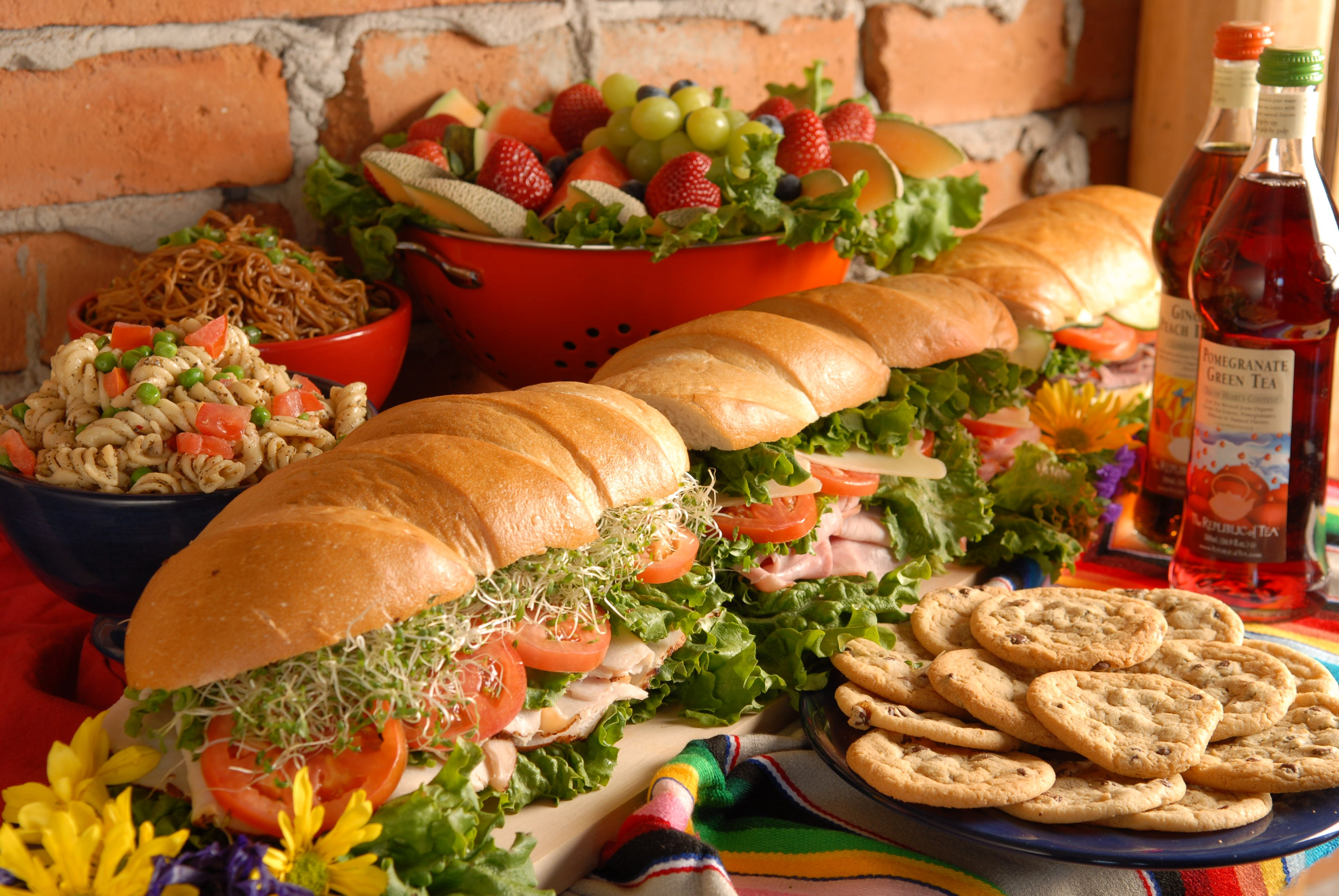 Baggins Gourmet Sandwiches And Catering Sandwiches Catering