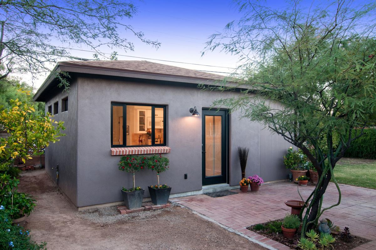Custom homes in Tucson area