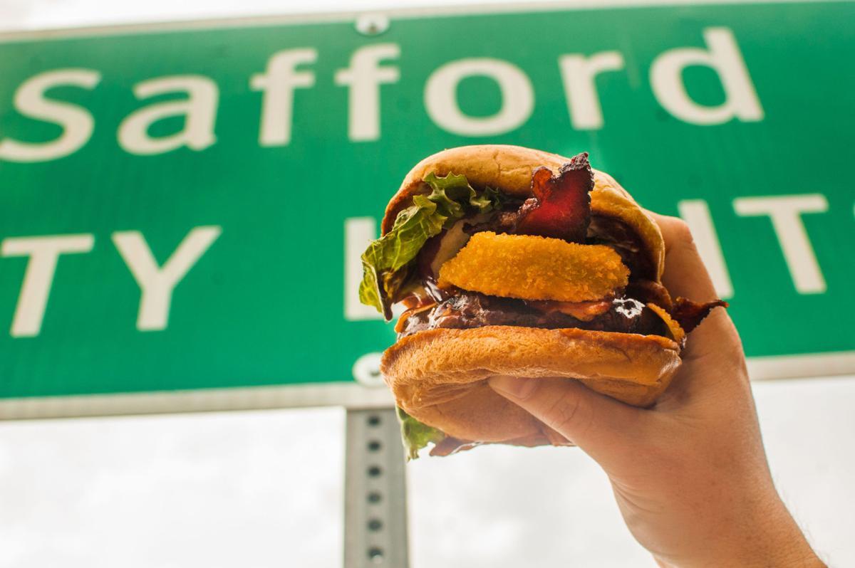 Safford burger