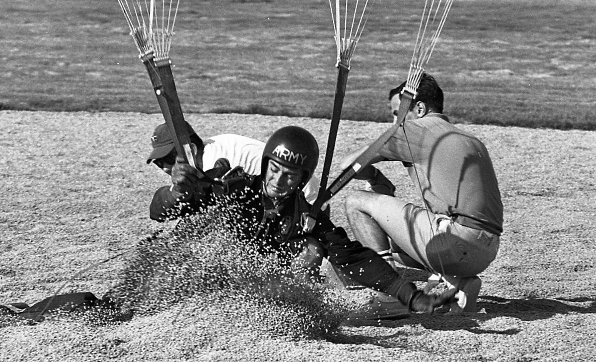 National Parachute Championships in 1968