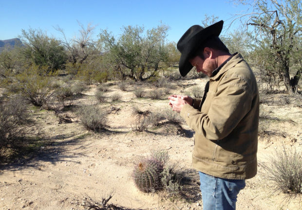 Tucson is epicenter of meteorite strike
