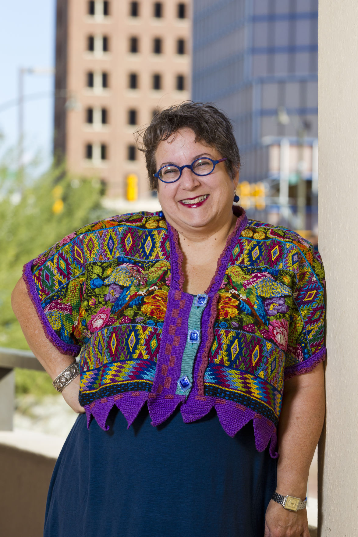 Lisa Bunker, social media librarian