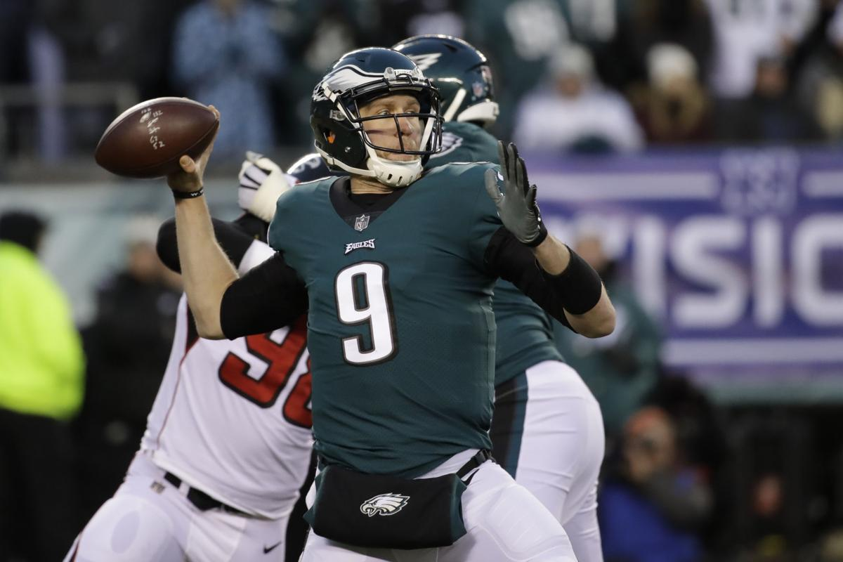d21f3548c Ex-Wildcat Nick Foles answers challenge