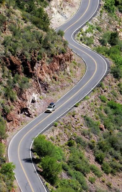 The Best of Arizona: Scenic drives