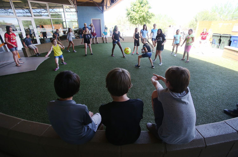 School recess Arizona Legislature advances plan to