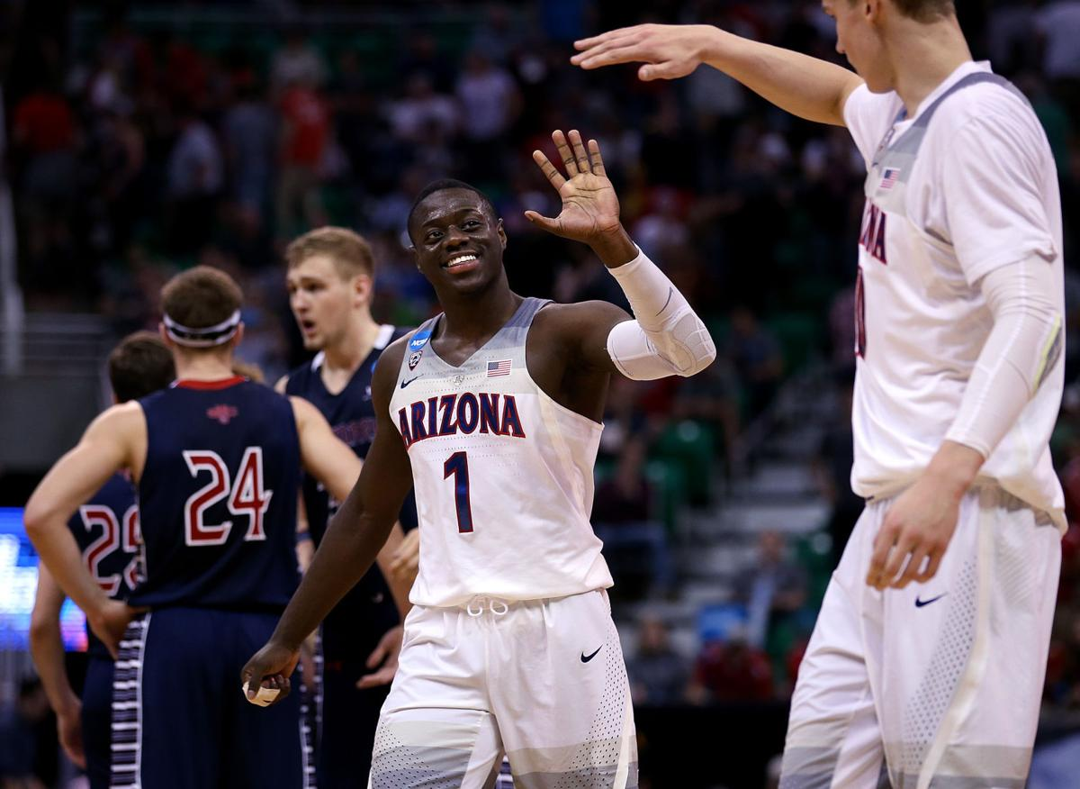 Arizona Wildcats in the 2017 NCAA Tournament