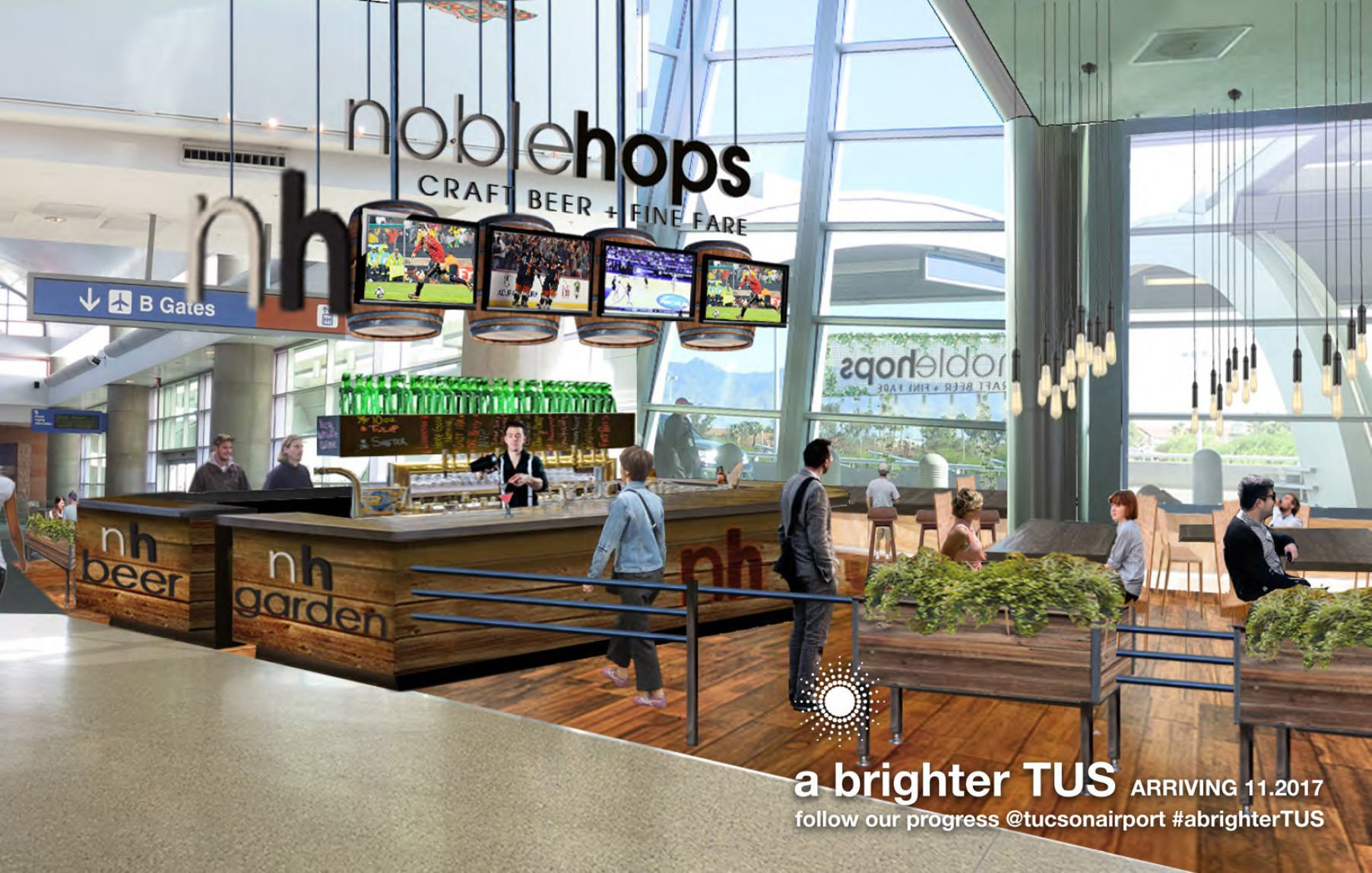 Change in Tucson airport concessions means layoffs many to get new