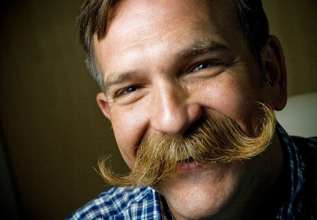 Tucsonan's moustache is the best in all the land