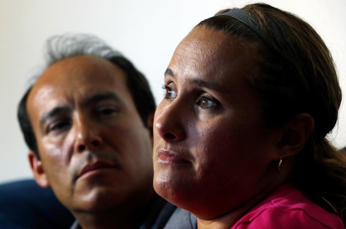 Sergio and Becky Celis