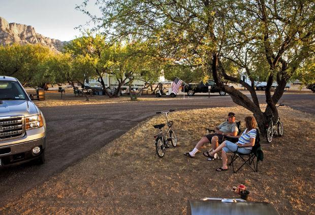 Catalina park's outdoors beckons