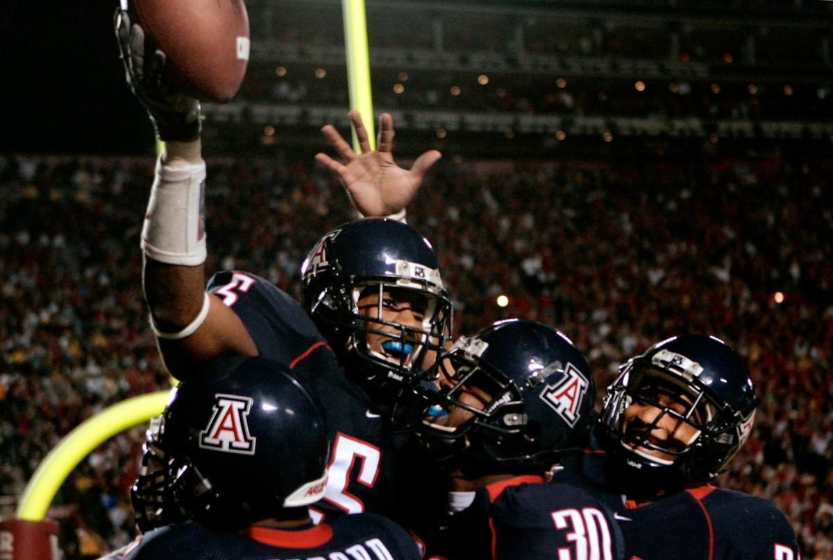 Former Griffin Antoine Cason inducted into UA Wildcats Hall of Fame