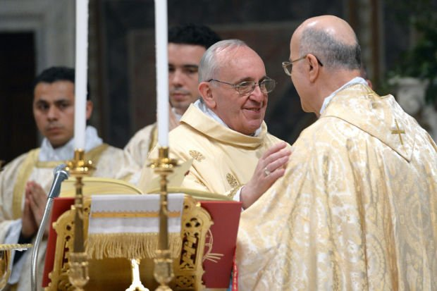 Neto's Tucson: Pope Francis? Late scholar might have flipped out