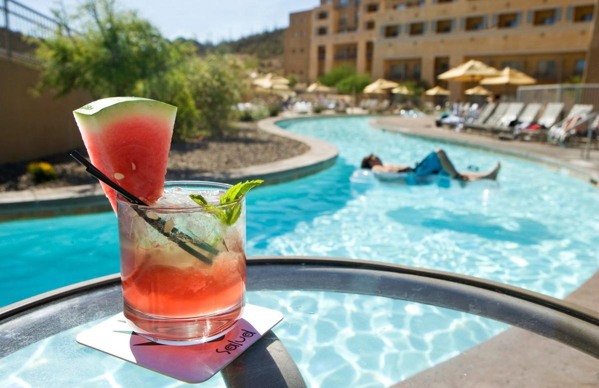 JW Marriott Starr Pass Resort & Spa pool