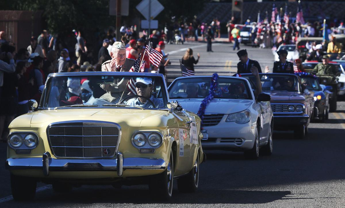 97th Annual Tucson Veterans Day Parade
