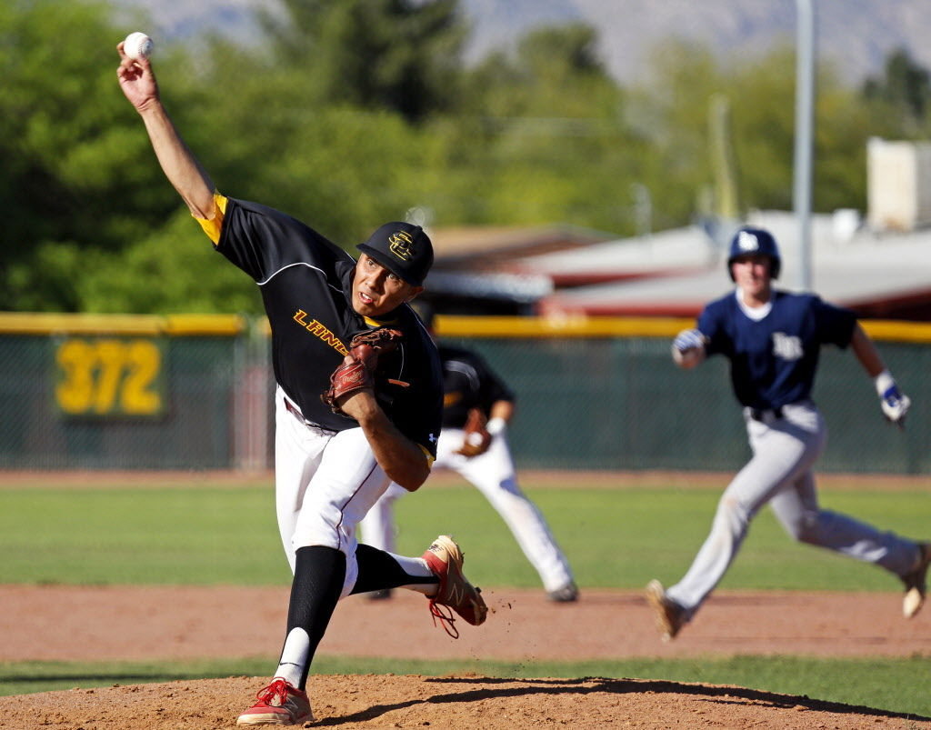 Salpointe vs Ironwood Ridge Baseball