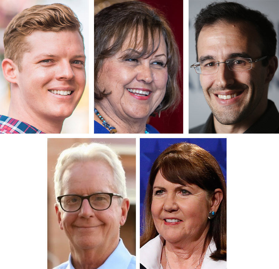 2018 Congressional District 2 candidates
