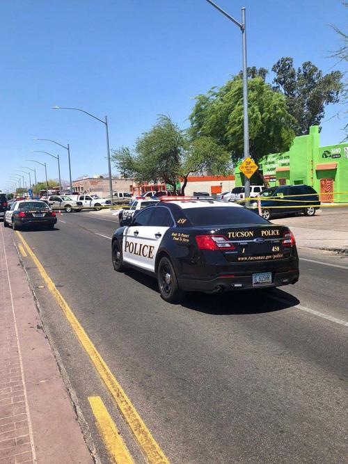 Police ID man struck and killed in parking lot of Tucson car wash