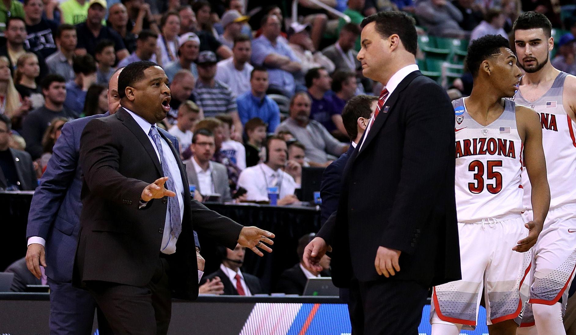 UA head coach Sean Miller speaks out on NCAA scandal