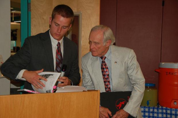 Ironwood Ridge student historians pen book about veterans
