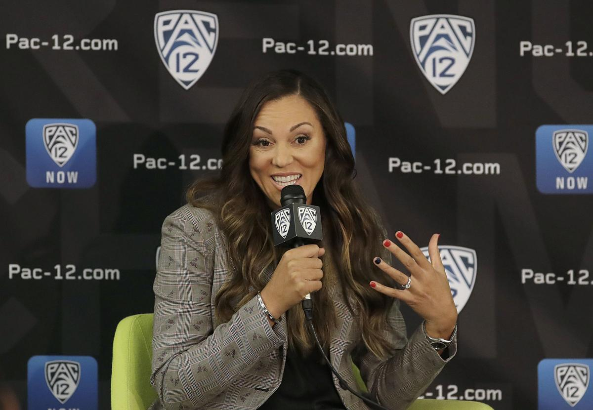 Pac-12 Media Day Women Basketball