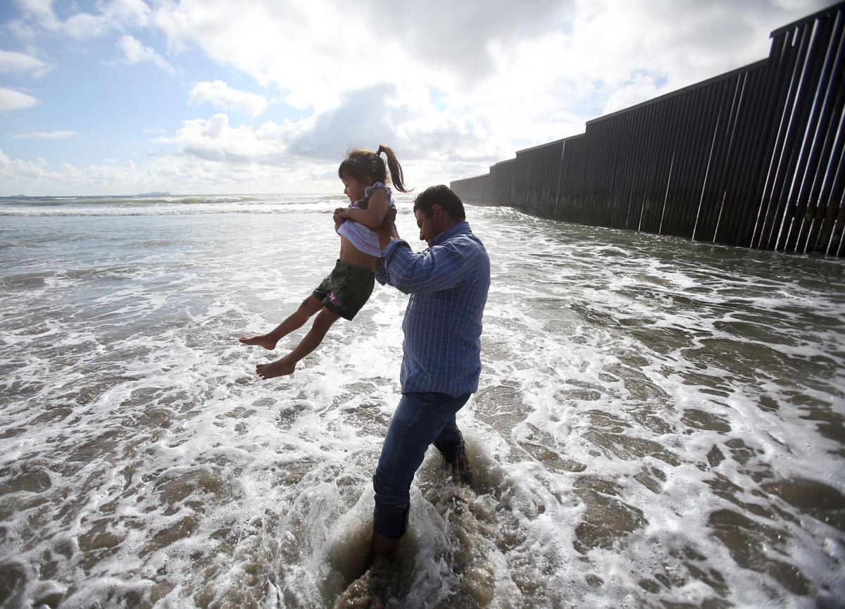 Photos California And The Mexican Border Beyond The