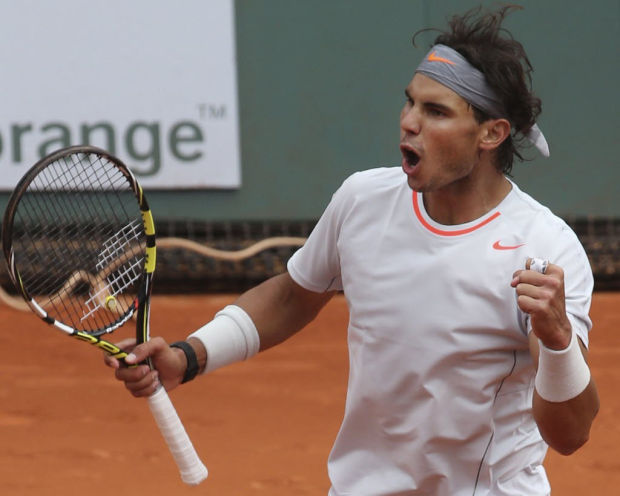 French Open: Nadal gets scare in 4-set win