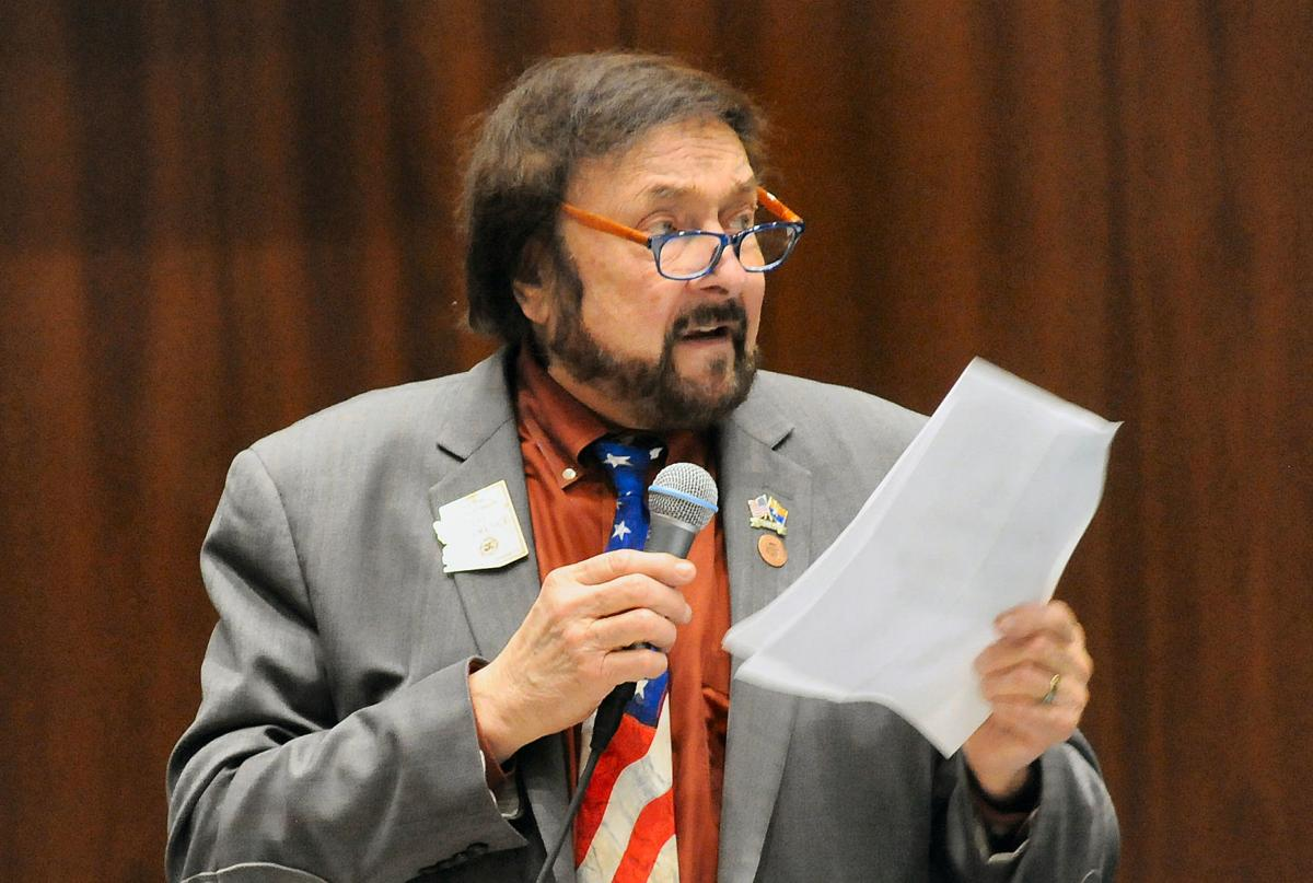 Arizona lawmaker apologizes for comments about minorities, guns