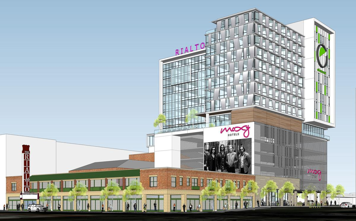 Element Hotels and Moxy Hotels