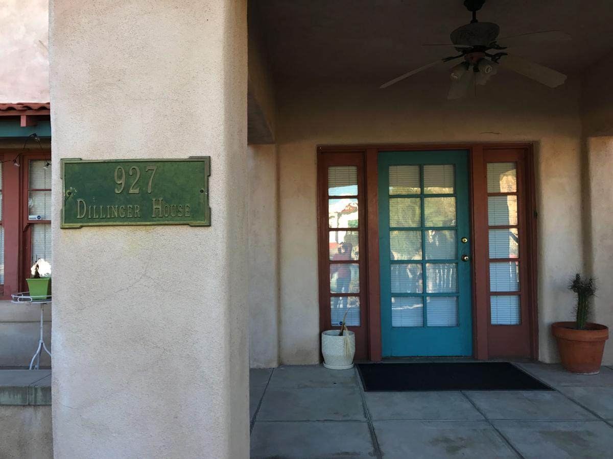 Dillinger House