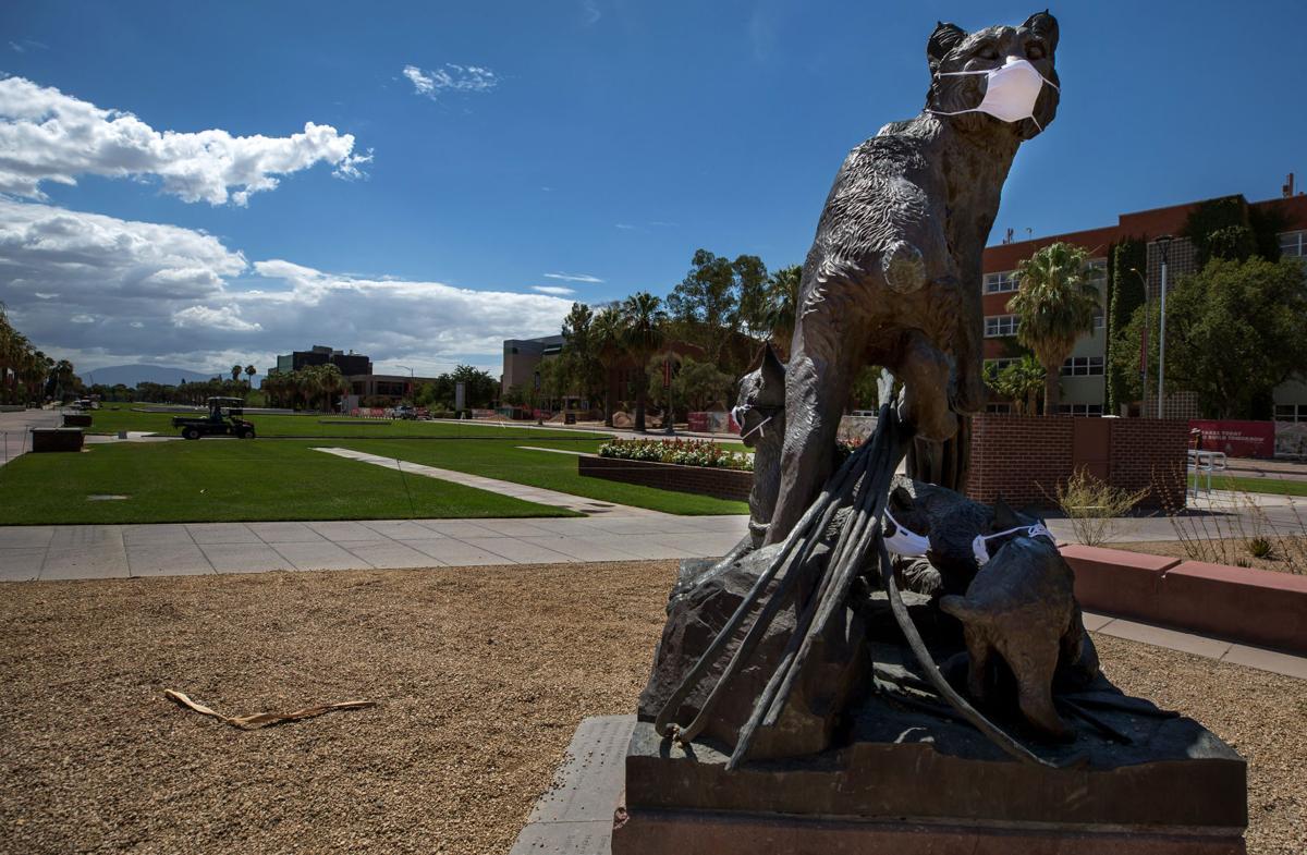 University of Arizona, coronavirus pandemic