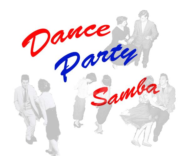 Dance party: Samba