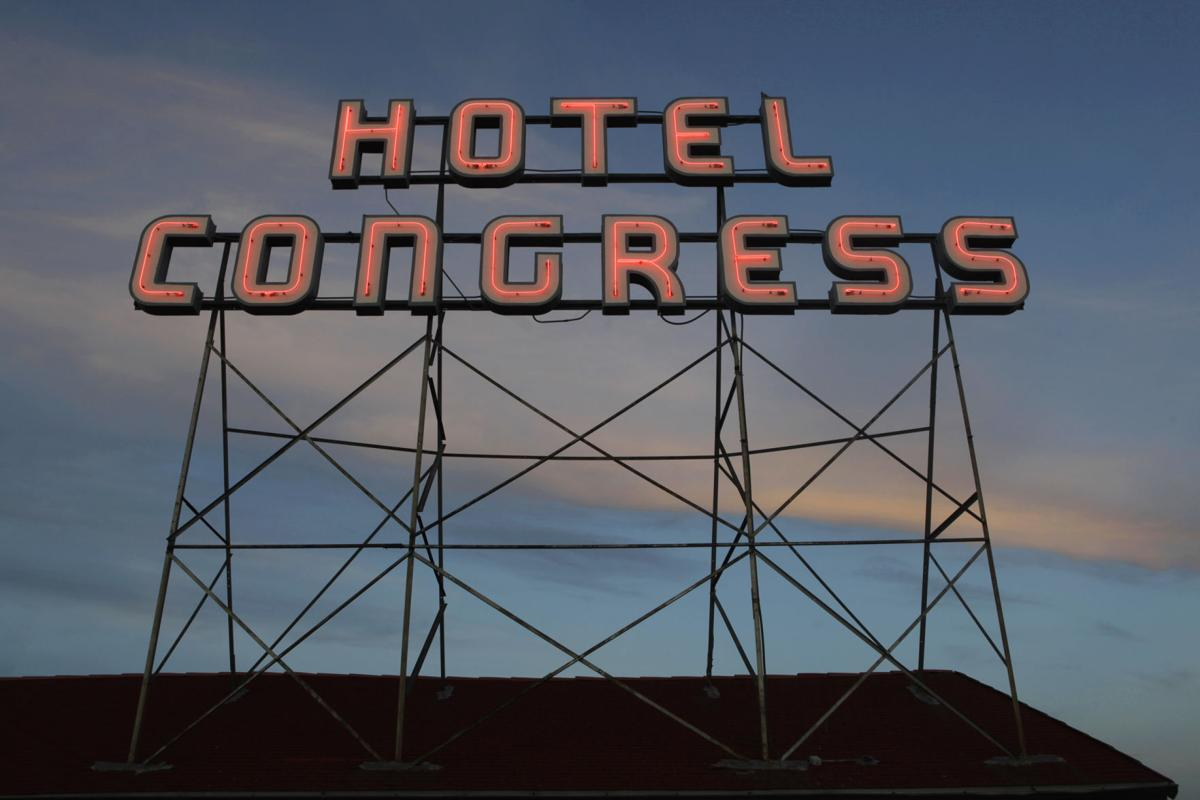Hotel Congress celebrates 100 years in Tucson with free party this weekend