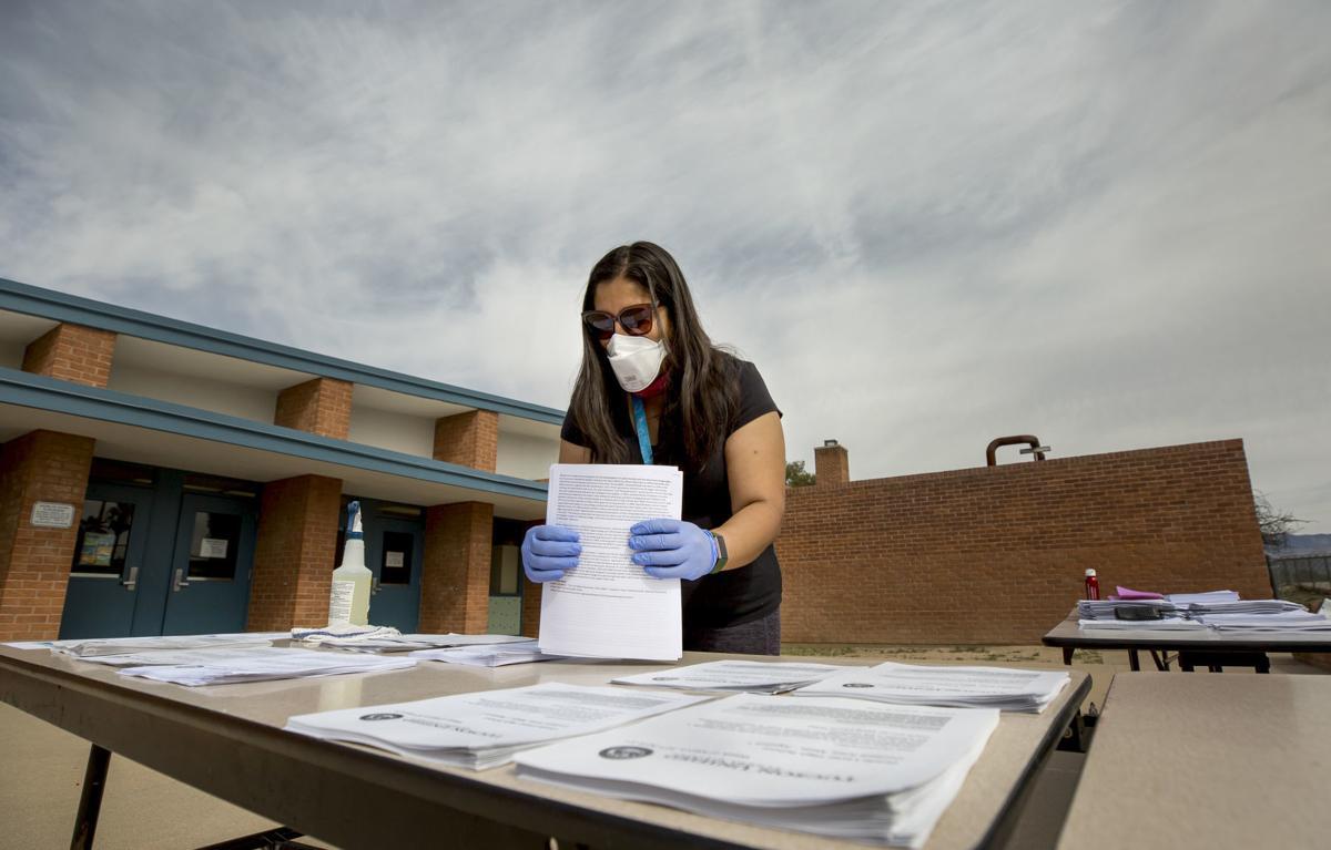 Tucson, coronavirus