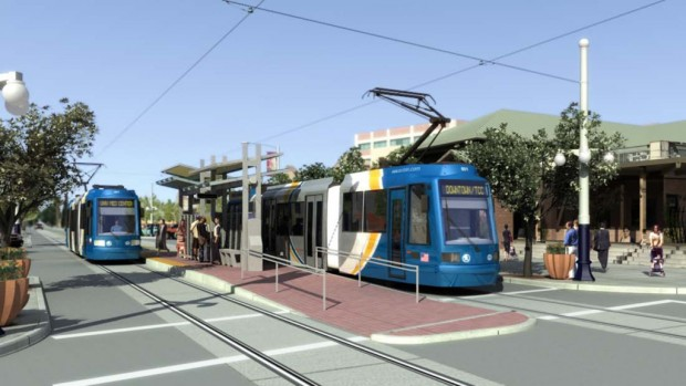 1st-yr. streetcar subsidy is $4M