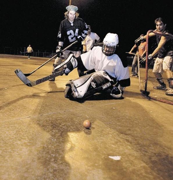 Desert hockey delivers
